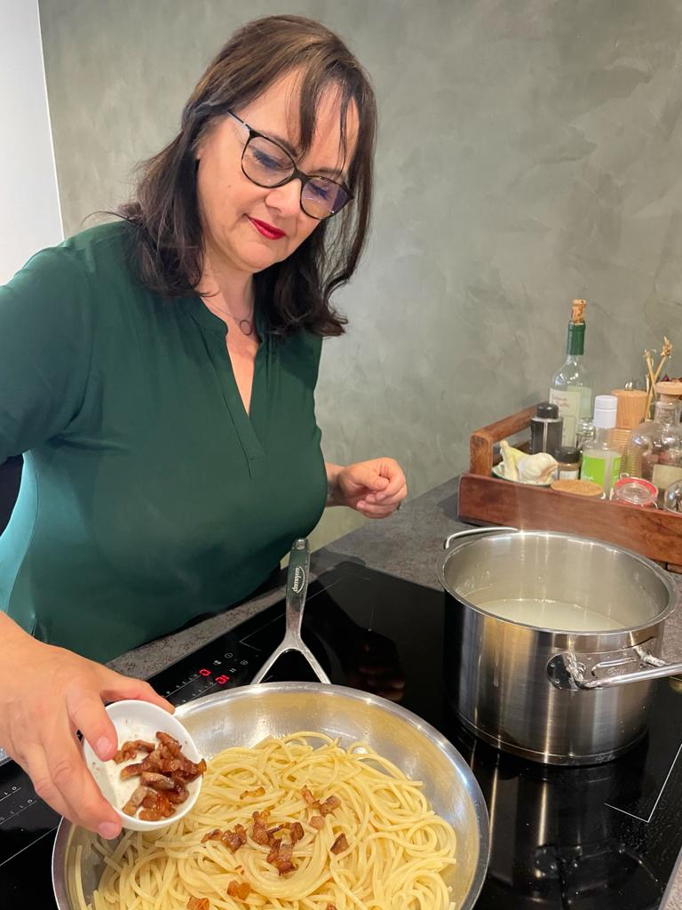 Spaghetti Carbonara Dianadoet!